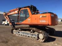 DAEWOO FORESTRY - LOG LOADERS DAWO 220FM equipment  photo 3