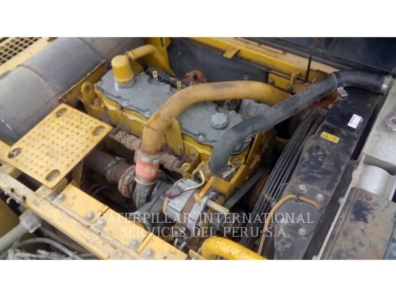 CATERPILLAR EXCAVADORAS DE CADENAS 329DL equipment  photo 8