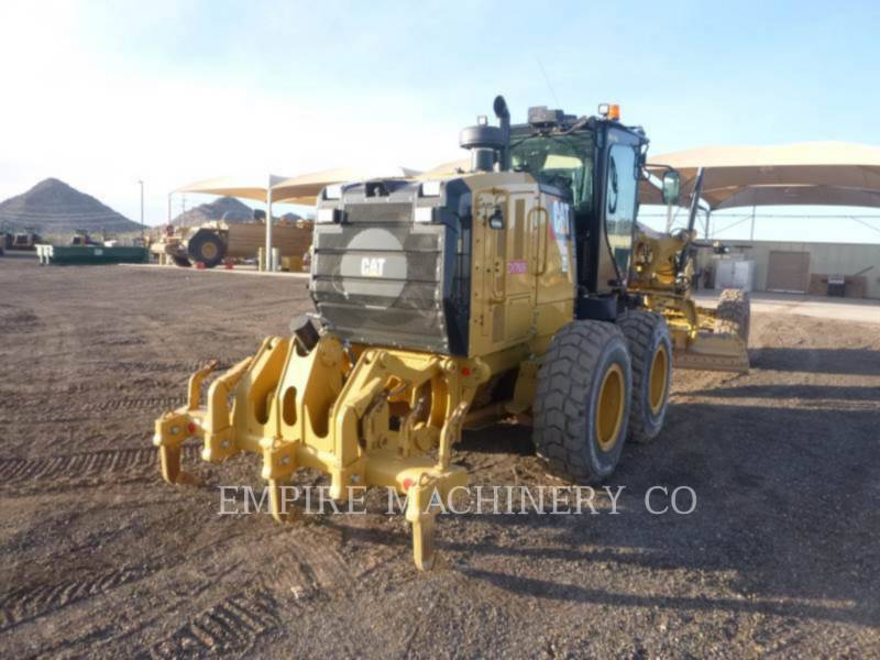 CATERPILLAR NIVELEUSES 140M3 equipment  photo 2