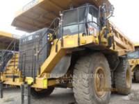 Equipment photo CATERPILLAR 777 G DUMPER A TELAIO RIGIDO 1