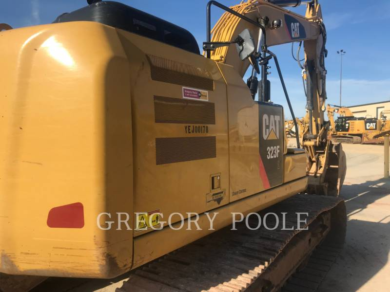 CATERPILLAR EXCAVADORAS DE CADENAS 323F L equipment  photo 10