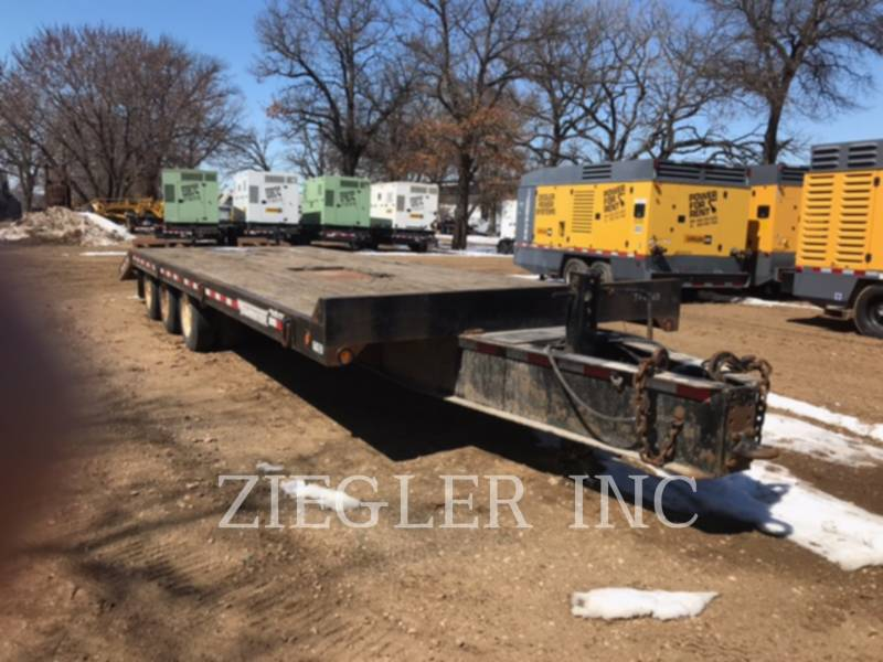 TOWMASTER TRAILERS T50 equipment  photo 5