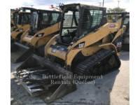 Equipment photo CATERPILLAR 257B MULTI TERRAIN LOADERS 1