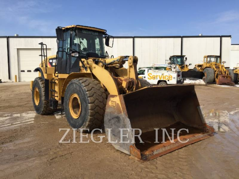 CATERPILLAR MINING WHEEL LOADER 966H equipment  photo 1