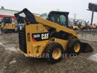 CATERPILLAR SKID STEER LOADERS 262D C3-H2 equipment  photo 4