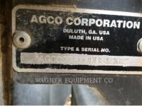 AGCO AG HAY EQUIPMENT WR9760/DH equipment  photo 5