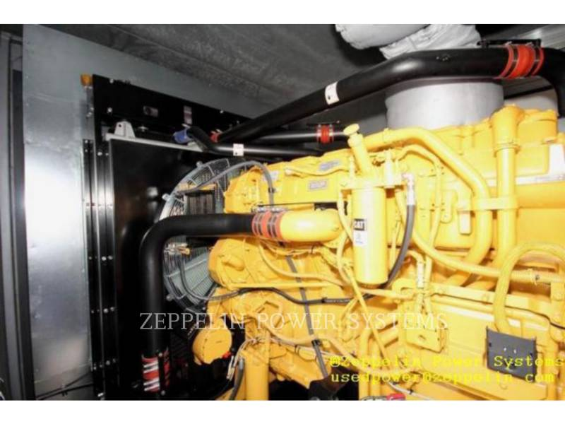 CATERPILLAR PORTABLE GENERATOR SETS C18 CAT REBUILD CONTAINER equipment  photo 4