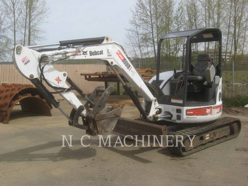 BOBCAT TRACK EXCAVATORS 430AG equipment  photo 1