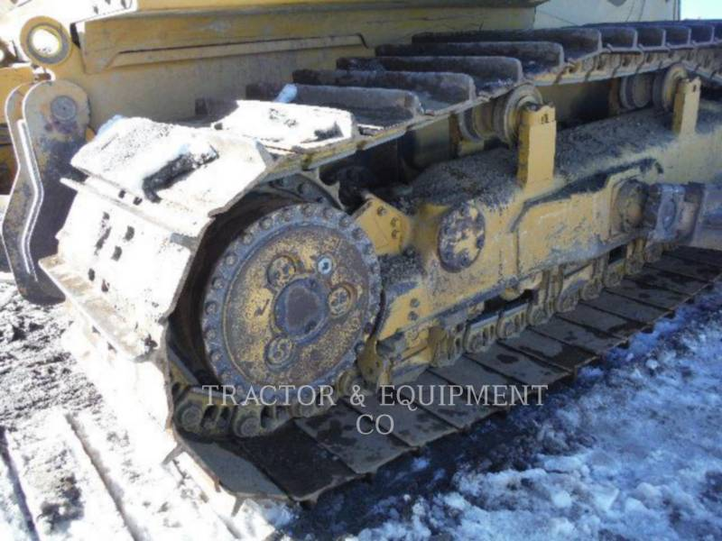 CATERPILLAR TRACK TYPE TRACTORS D7E LGP equipment  photo 9