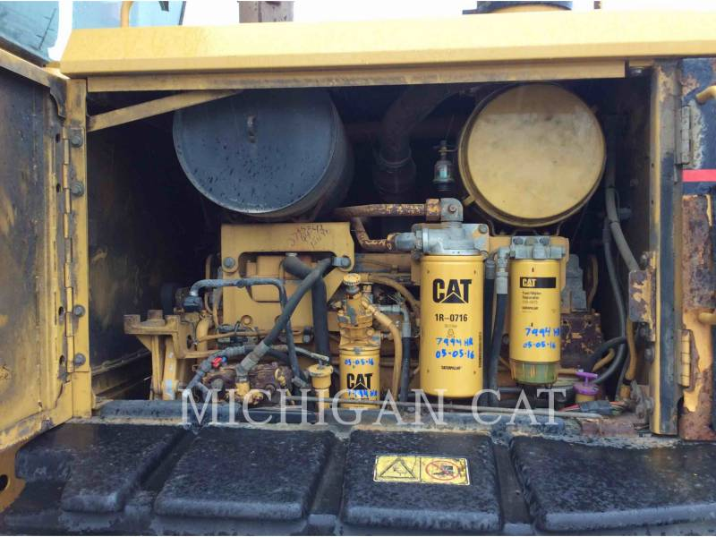 CATERPILLAR MOTONIVELADORAS 143H equipment  photo 9
