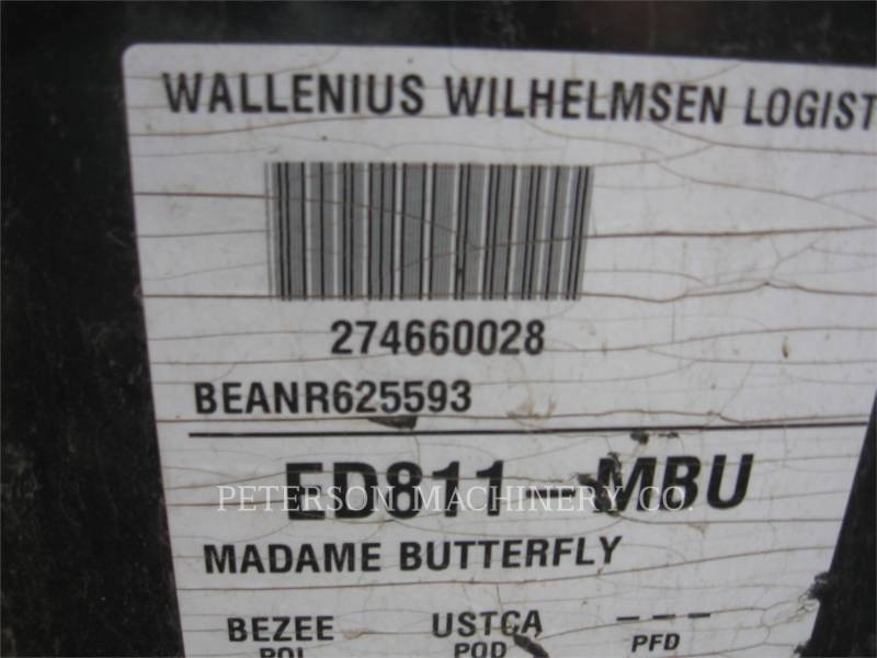 NEW HOLLAND LTD. MATERIELS AGRICOLES POUR LE FOIN BB960A equipment  photo 11