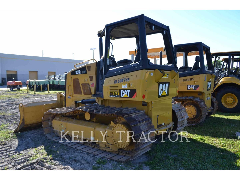 Detail photo of 2015 Caterpillar D3K from Construction Equipment Guide
