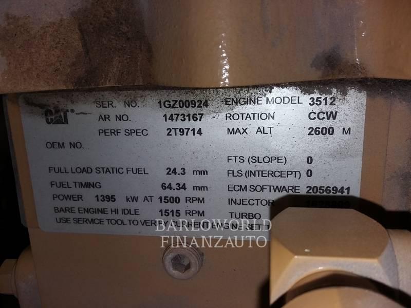 CATERPILLAR POWER MODULES (OBS) 3512 equipment  photo 8