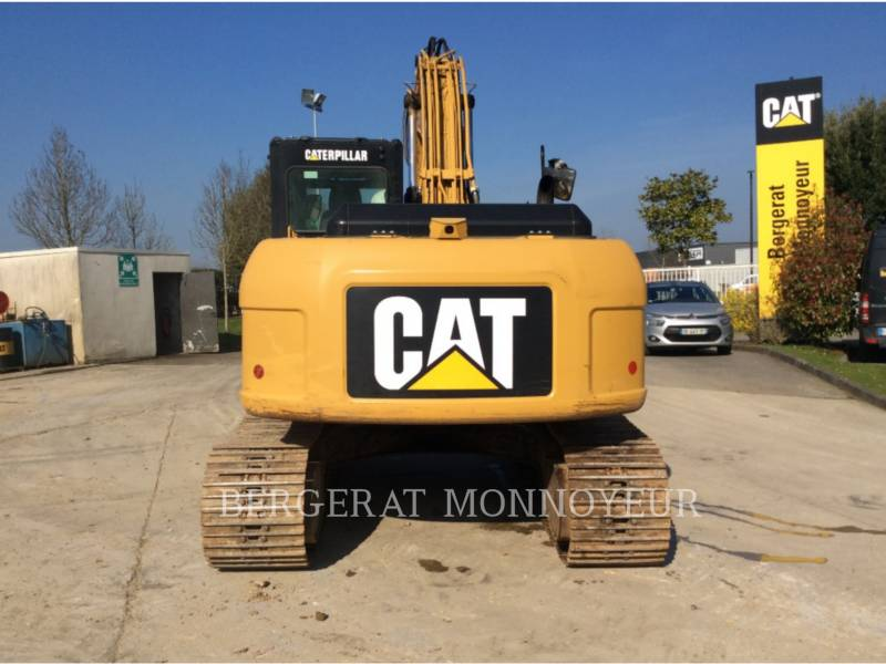 CATERPILLAR TRACK EXCAVATORS 319DL equipment  photo 4