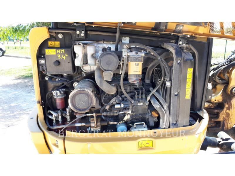 CATERPILLAR KETTEN-HYDRAULIKBAGGER 302.7DCR equipment  photo 10