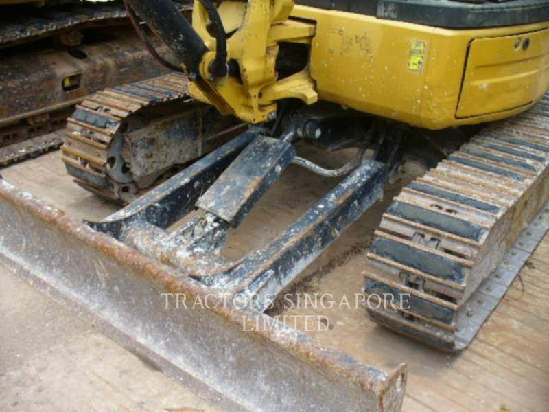CATERPILLAR TRACK EXCAVATORS 303.5DCR equipment  photo 6