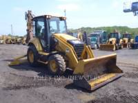 CATERPILLAR BAGGERLADER 420F2ST equipment  photo 2
