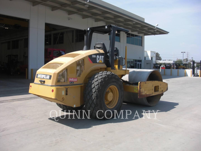 Detail photo of 2012 Caterpillar CS56 from Construction Equipment Guide