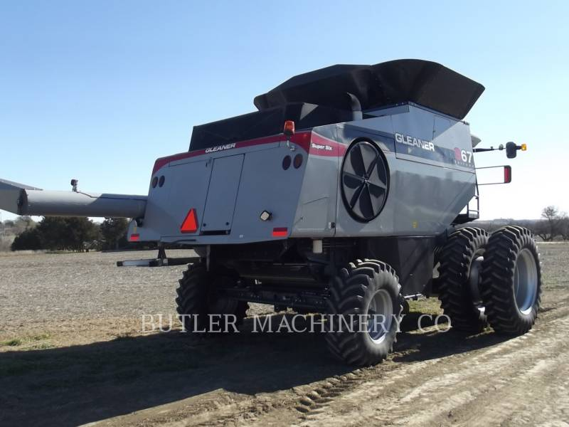 GLEANER COMBINADOS S67 equipment  photo 5