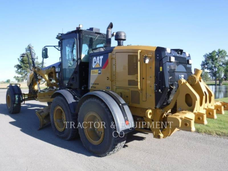 CATERPILLAR MOTORGRADER 160M2 equipment  photo 5