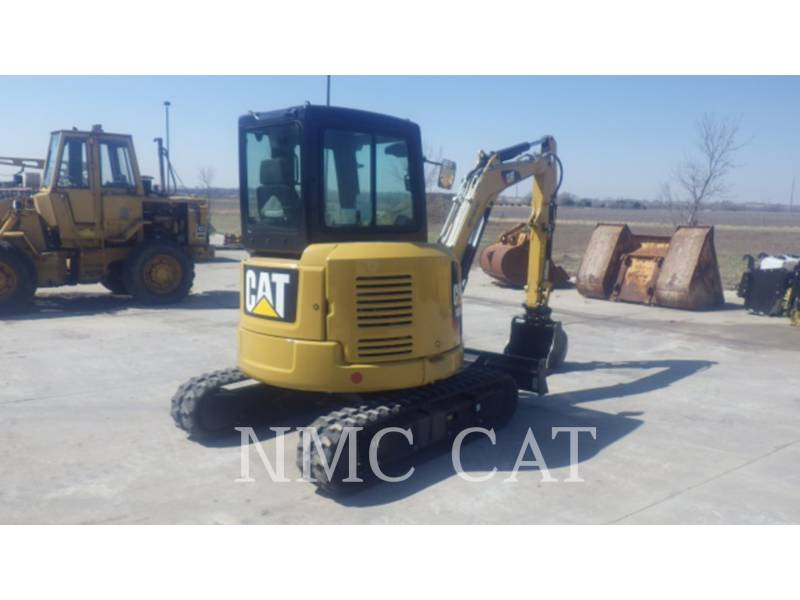 CATERPILLAR EXCAVADORAS DE CADENAS 303.5E2 equipment  photo 3