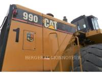 CATERPILLAR WHEEL LOADERS/INTEGRATED TOOLCARRIERS 990 equipment  photo 3