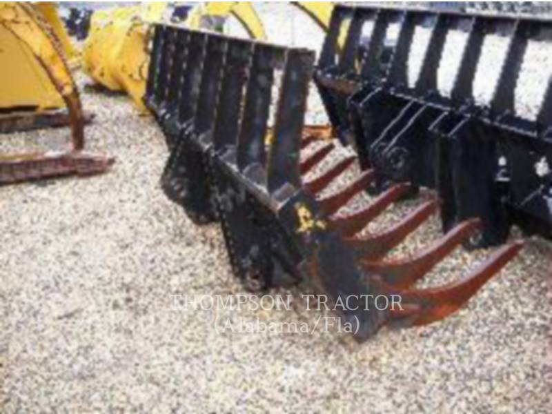 ATTACHMENTS INTERNATIONAL HERRAMIENTA DE TRABAJO - RASTRILLO WHEEL LOADER RAKE equipment  photo 3