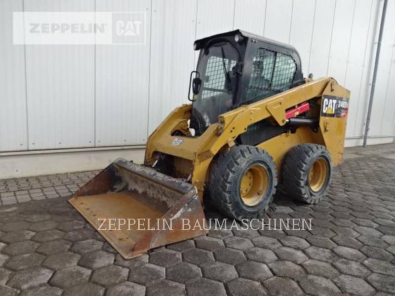 CATERPILLAR ŁADOWARKI ZE STEROWANIEM BURTOWYM 246D equipment  photo 1