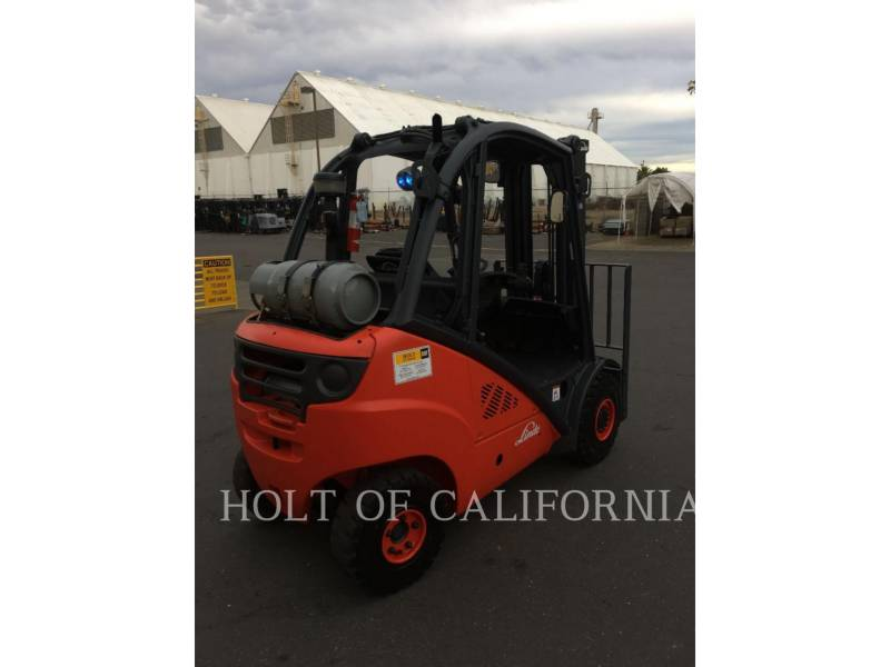 LINDE FORKLIFTS H30T equipment  photo 3