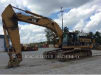 CATERPILLAR TRACK EXCAVATORS 345CL equipment  photo 4