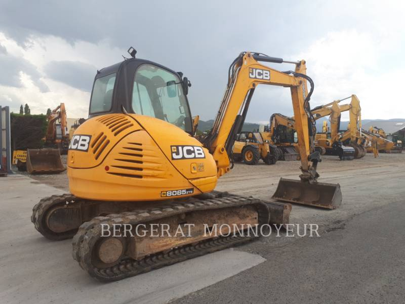 JCB TRACK EXCAVATORS 8085 equipment  photo 4