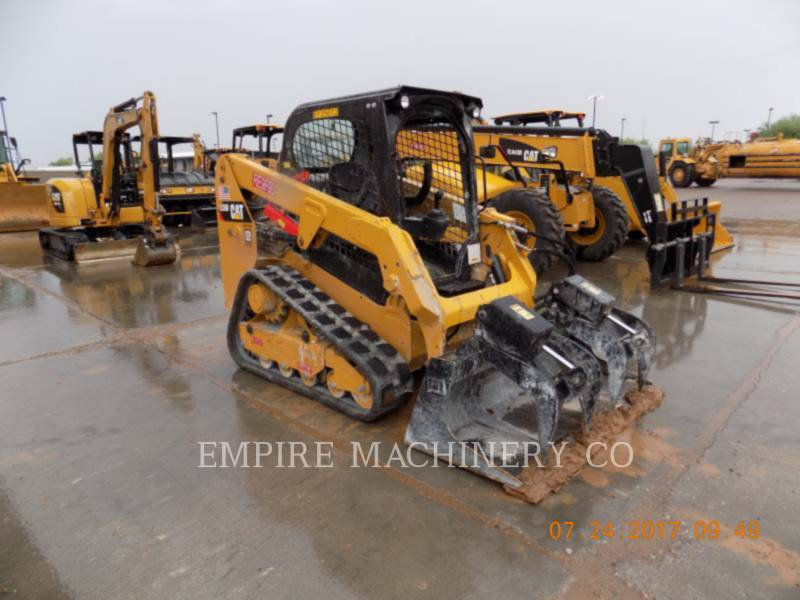 CATERPILLAR ŁADOWARKI ZE STEROWANIEM BURTOWYM 239D equipment  photo 1
