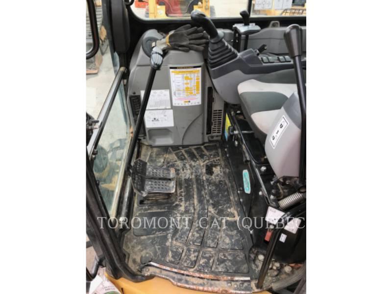 CATERPILLAR PELLES SUR CHAINES 304D CR equipment  photo 17