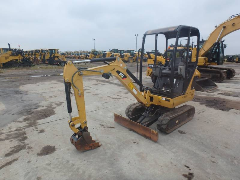 CATERPILLAR TRACK EXCAVATORS 301.4C equipment  photo 1