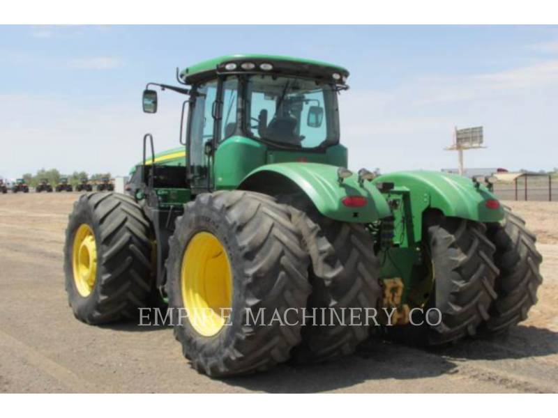 JOHN DEERE LANDWIRTSCHAFTSTRAKTOREN 9560R equipment  photo 3
