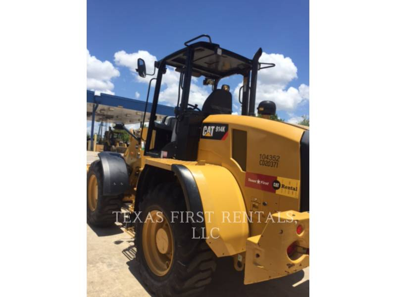 CATERPILLAR CARGADORES DE RUEDAS 914 K equipment  photo 4