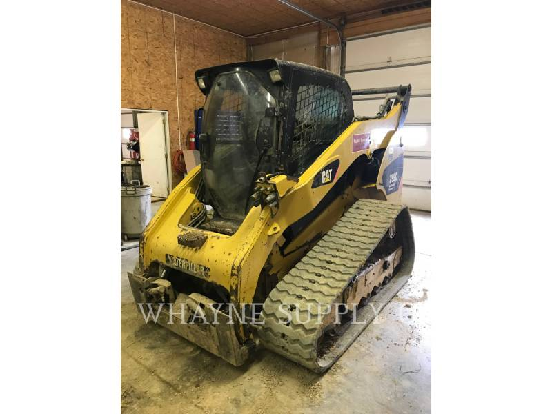 CATERPILLAR DELTALADER 289C equipment  photo 2