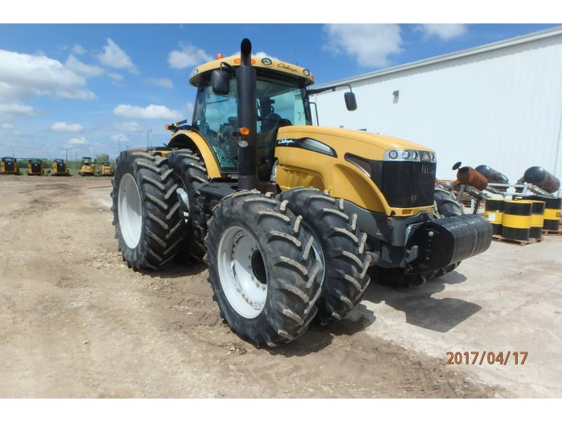 AGCO-CHALLENGER TRACTORES AGRÍCOLAS MT675D equipment  photo 2