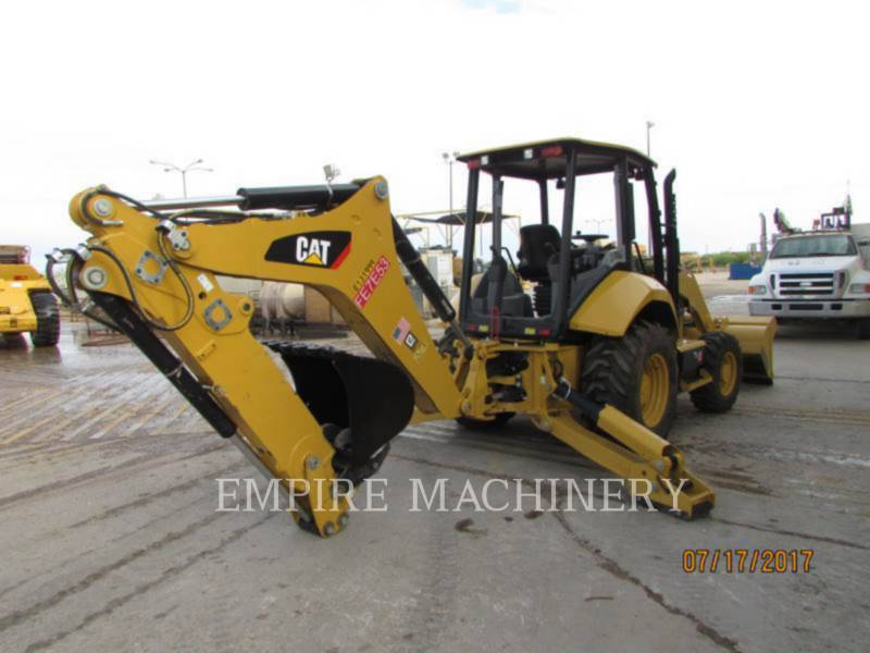 CATERPILLAR KOPARKO-ŁADOWARKI 416F2ST equipment  photo 1