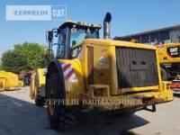 CATERPILLAR 轮式装载机/多功能装载机 966H equipment  photo 5