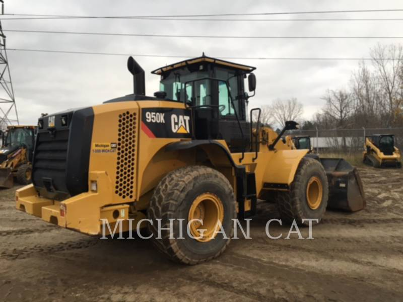 CATERPILLAR WHEEL LOADERS/INTEGRATED TOOLCARRIERS 950K S equipment  photo 3
