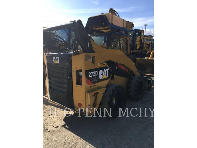 CATERPILLAR MINICARREGADEIRAS 272DXHP equipment  photo 7