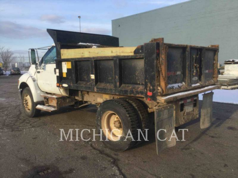 FORD TRUCK LKW F-750 equipment  photo 4