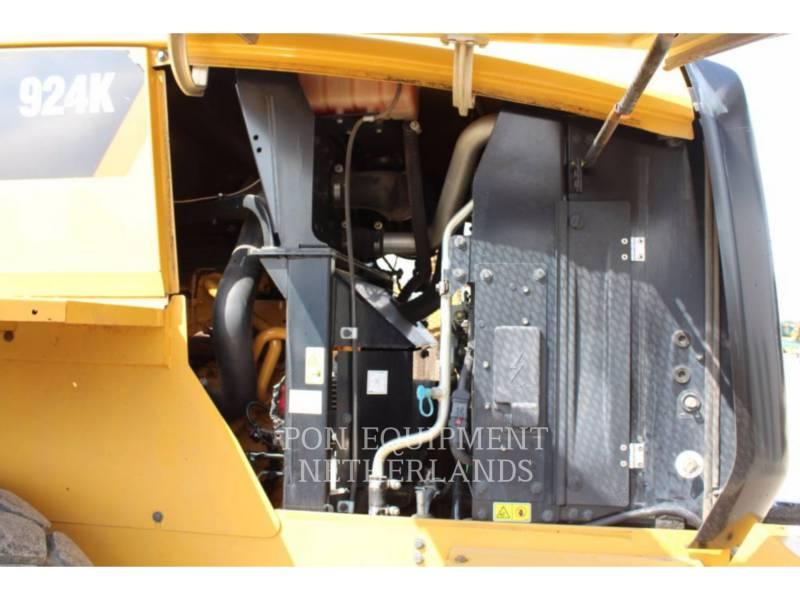 CATERPILLAR MINING WHEEL LOADER 924K equipment  photo 15