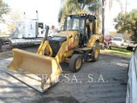 Equipment photo CATERPILLAR 416F2STLRC GRAAF-LAADCOMBINATIES 1