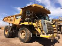Equipment photo CATERPILLAR 773F MULDENKIPPER 1