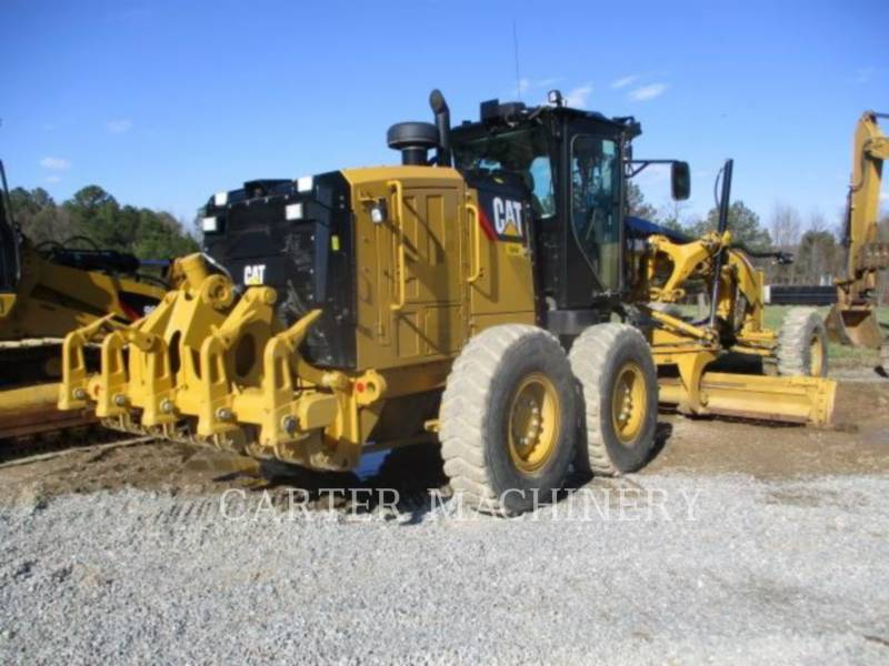 CATERPILLAR RÓWNIARKI SAMOBIEŻNE 140M3 RIP equipment  photo 4