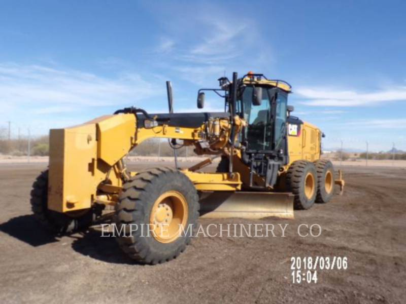CATERPILLAR RÓWNIARKI SAMOBIEŻNE 140M2 equipment  photo 1