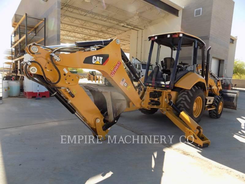 CATERPILLAR BAGGERLADER 420F24EOIP equipment  photo 2