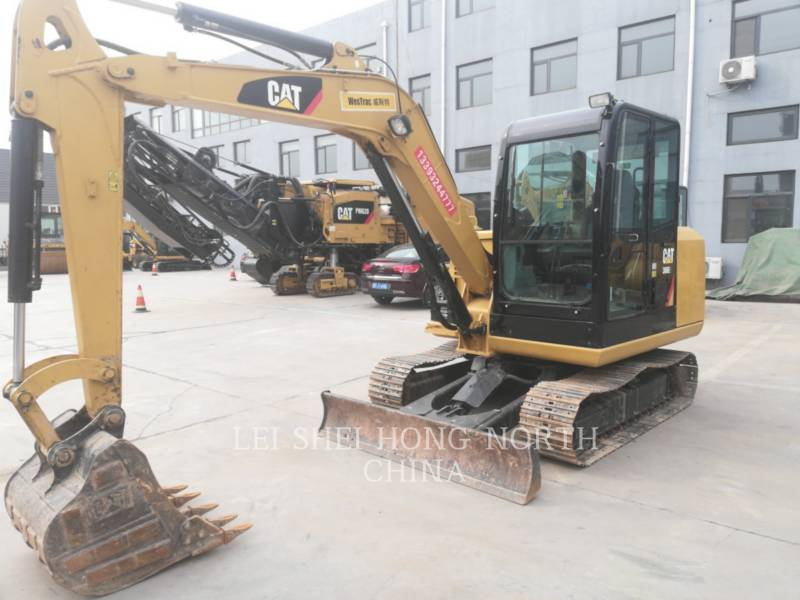 CATERPILLAR KETTEN-HYDRAULIKBAGGER 306E2 equipment  photo 8